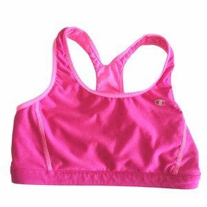 Champion Sports Bra Pink Size Small